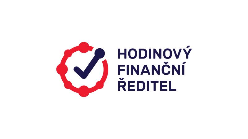 Hodinovy financni reditel design loga